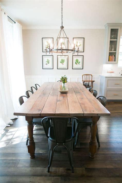 joanna gaines kitchen table best 20 farmhouse table ideas on diy