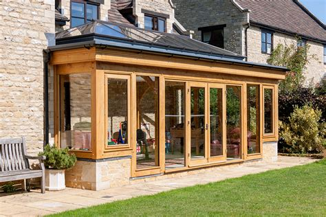 Kitchen Lighting Design Ideas by Oak Framed Orangeries Arboreta