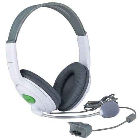 Headphone Xbox 360 insten headset with mic for microsoft xbox 360 xbox 360 slim jet