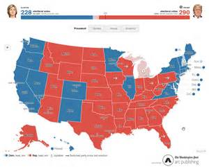 us presidential election results 2016 live