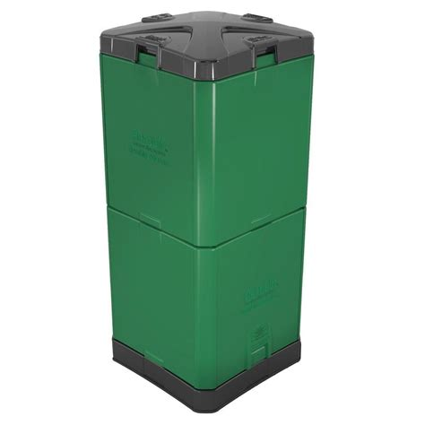 sun mar 50 gal garden composter sun mar 200 the home depot