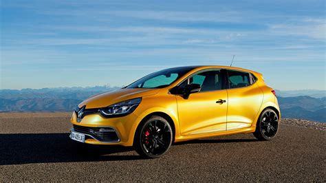 2013 renault clio rs 200 edc wallpapers hd images