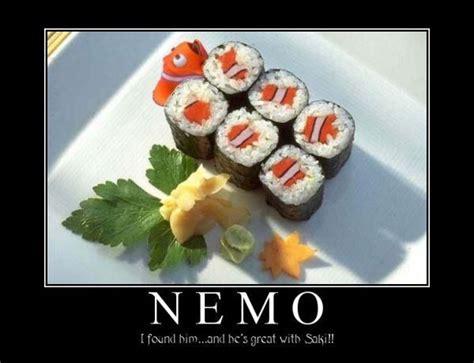 Sushi Meme - finding nemo sushi memes