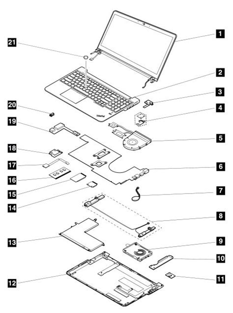 Lenovo Number Search System Service Parts Thinkpad S540 Lenovo Support
