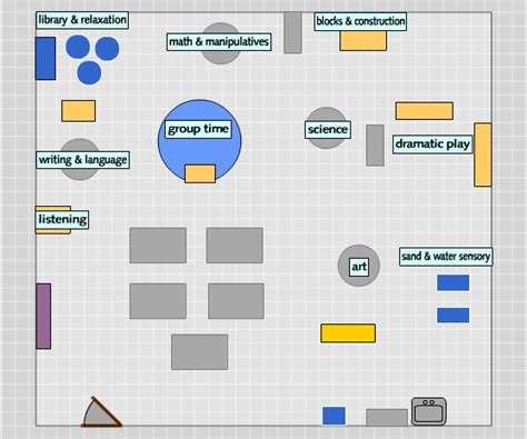 classroom layout rationale ms chung live learn my kindergarten classroom