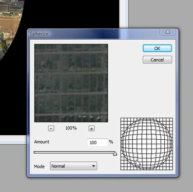 tutorial photoshop cs3 efek tutorial cara mudah membuat efek fisheye menggunakan