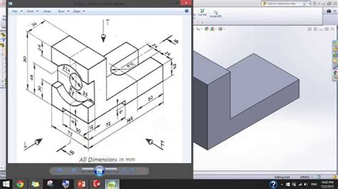 solidworks tutorial for beginners pdf image gallery solidworks exercises