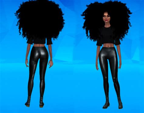 african american hair sims 4 cc conversion sims 4 nexus
