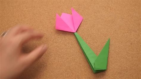 Steps To Make A Paper Flower - how to make a paper flower 11 steps with pictures wikihow