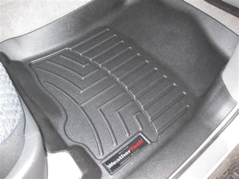 Ad Mats by F S 4th Weathertech Duty Front Floor Liners