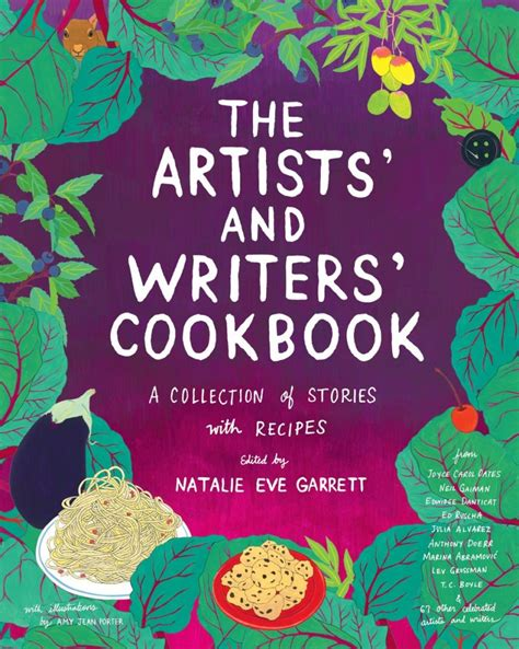 Pdf Artists Writers Cookbook Collection Stories the artists and writers cookbook a collection of