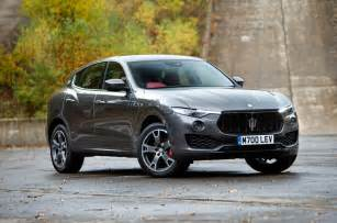 Maserati Maker Maserati Levante Review 2016 Autocar