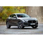 Maserati Levante Review 2016  Autocar