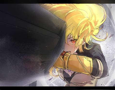 Yang Xiao Long By Gigaslash Rwby And Anime