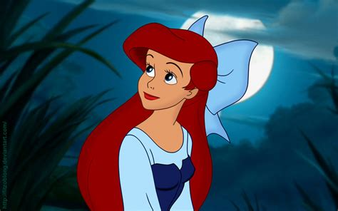 Women and Gender in Musicals Week: The Little Mermaid