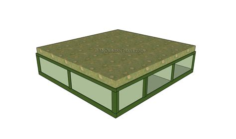 how to build a storage bed queen storage bed plans