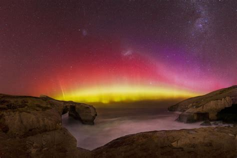 Lights Nz The Best Times And Locations To See The Southern Lights In