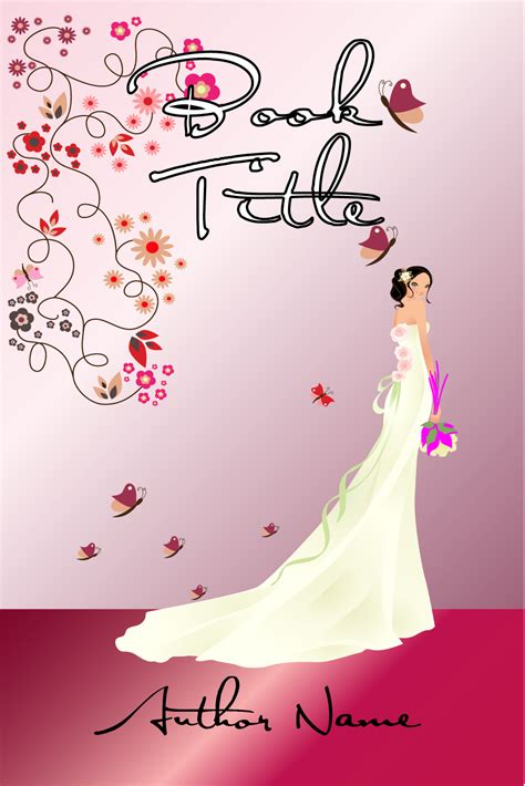 Premade Book Covers Wedding by Wedding 4 The Book Cover Designer