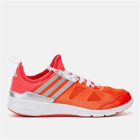Adidas Niya Cloudfoam Shoes shop orange adidas niya cloudfoam shoe for womens by adidas sss