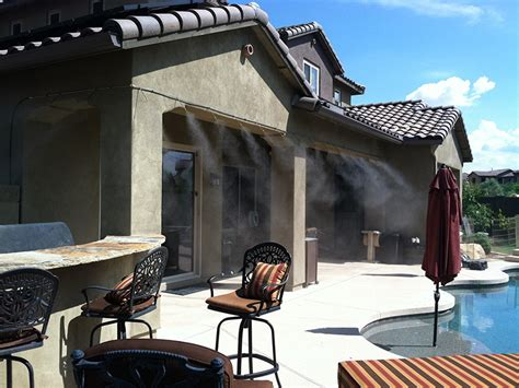 phoenix patio mist systems misting systems phoenix