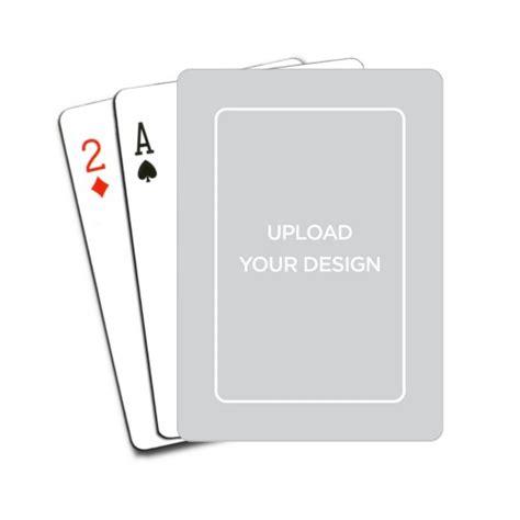 Upload Own Design Cards
