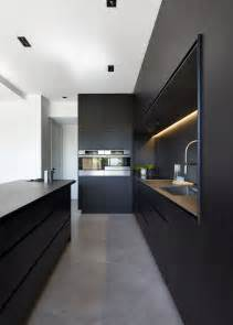 black modern kitchen cabinets 25 best ideas about black kitchens on modern