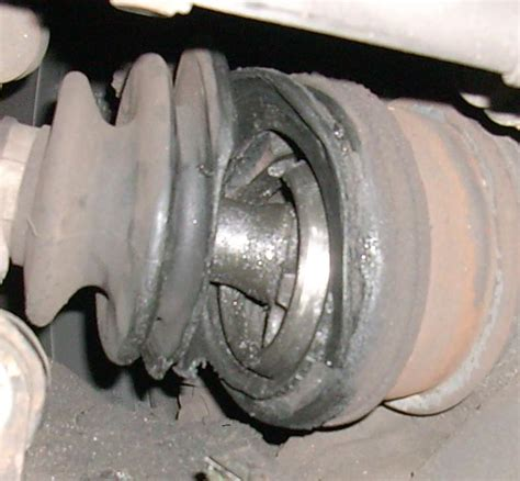 cv boot and bearng damage toyota 4runner forum largest