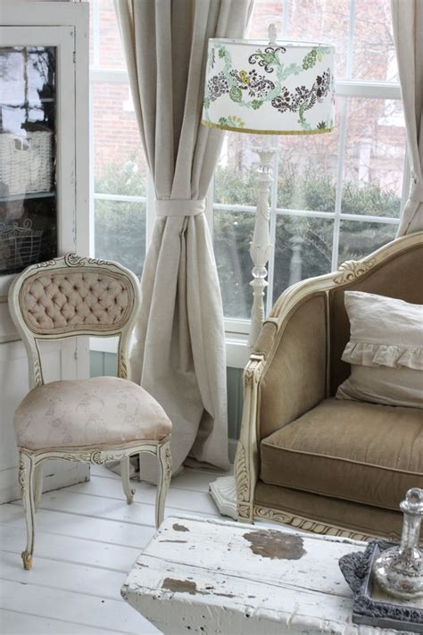 shabby chic living room furniture easy diy projects for a rustic decorated home
