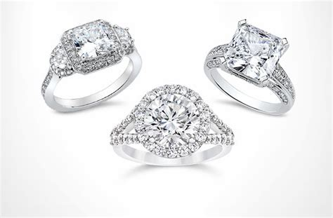 High Quality Simulated Engagement Rings by High Quality Cubic Zirconia Rings From Birkat Elyon S Cz