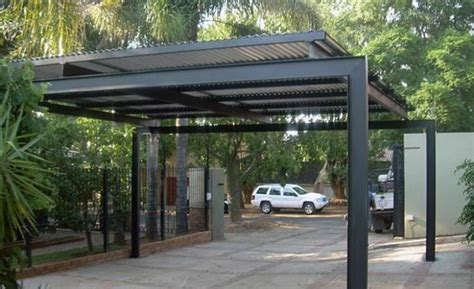 Pergola From Metal ? 40 Inspiring Examples And Ideas