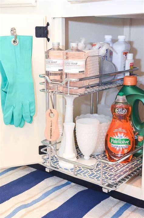10 brilliant kitchen storage ideas you need to see the 10 brilliant under the sink organization ideas