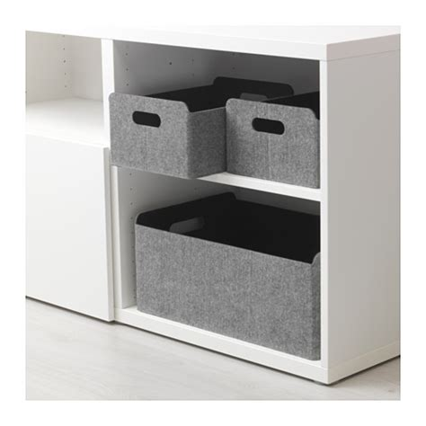 ikea besta grey best 197 box grey 25x31x15 cm ikea