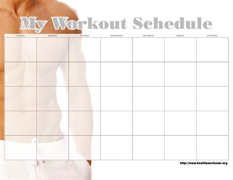 printable calendar exercise workout calendars printable feed calendar template 2016