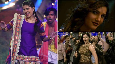 sapna choudhary film song whoaa ex bigg boss 11 contestant sapna choudhary bags