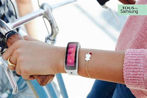 samsung  tous crean  smartwatch inteligente  de moda canal mujer