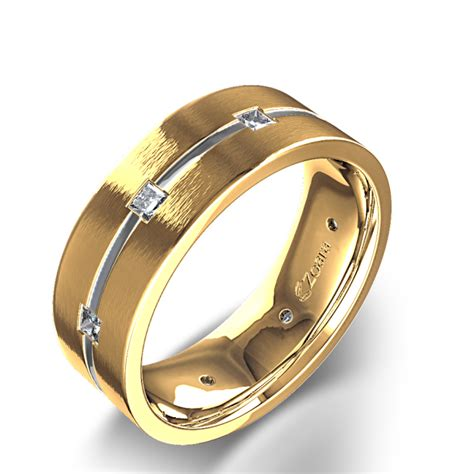 Mens Wedding Rings Gold And Diamonds   Wedding, Promise