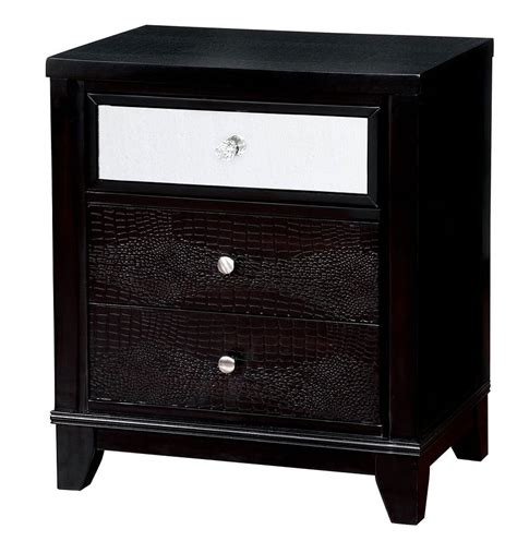 Ashleys Furniture Bryant by Bryant Ii Stand Black Nightstands Bedroom