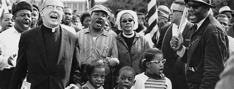 Civil Rights reflections on religion and the civil rights movement