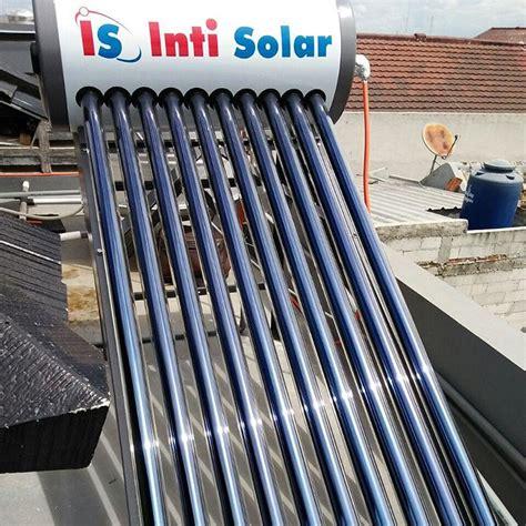 Water Heater Inti Solar lebih mudah dengan pemanas air tenaga matahari inti solar water heater pemanas air tenaga surya