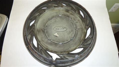 purchase    orig ford econoline  hubcap wheel cover van motorcycle  brick