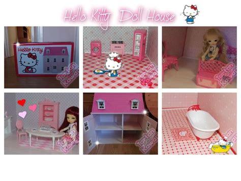 hello kitty dolls house hello kitty doll house hello kitty pinterest