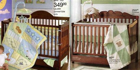 jc baby cribs recall drop side cribs sold at j c penney