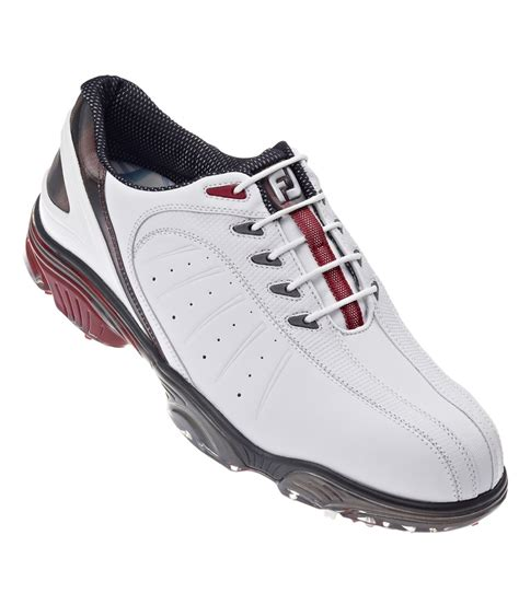 footjoy mens fj sport golf shoes white white 2013