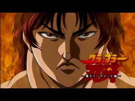 anime baki the grappler baki the grappler wallpapers anime hq baki the grappler