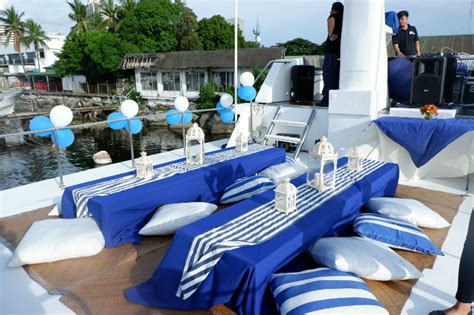stephanie s birthday yacht party manila secrets events - Yacht Party Manila
