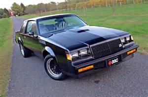 Gnx Buick The Mythical No 547 1987 Buick Gnx Is Real And We
