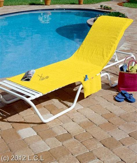 lounge chair covers with pockets brightly colored pool deck lounge chair cover with