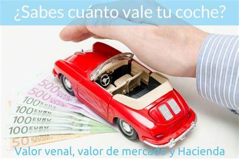 calcular el valor venal de un coche boe 2015 vehculos crossover valor fiscal de un coche