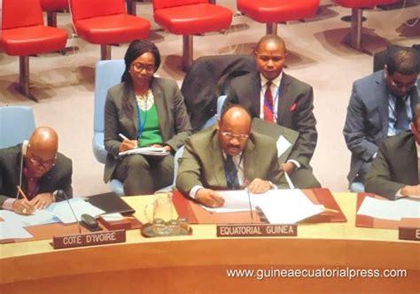 Anatolio Ndong Mba Protagoniza La Celebración De Guinea Ecuatorial by Anatolio Ndong Mba Asiste Al Encuentro Sobre La Protecci 243 N