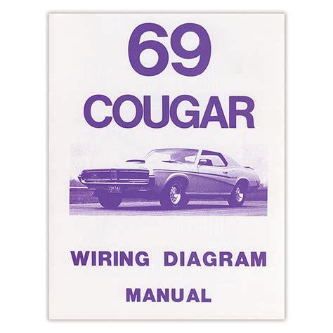 car service manuals pdf 1969 mercury cougar auto manual 1969 mercury cougar wiring diagram 69 cougar